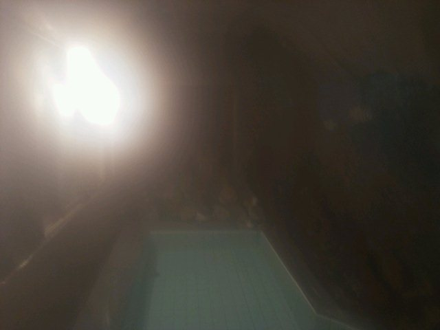 川津屋さんの洞窟風呂