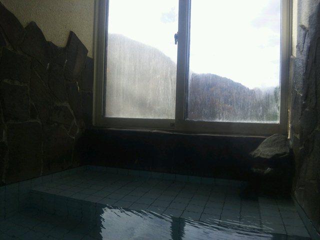 川津屋さんの展望風呂