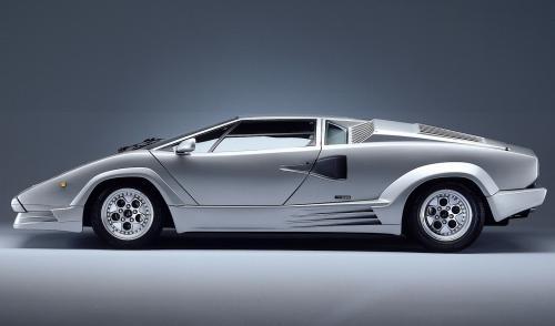 Lamborghini Countach 25th Anniversary  20120726-A2