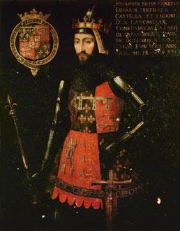 ランカスター公ジョン・オブ・ゴーント John of Gaunt