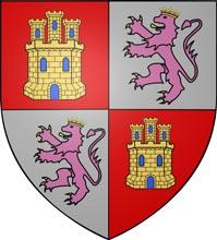 カスティーリャ=レオン王国の紋章
