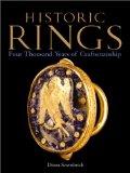 英文版 橋本指輪コレクション - Historic Rings: Four Thousand Years of Craftsmanship