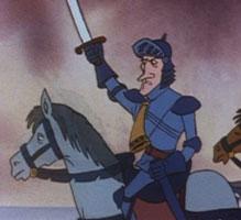 Duke of Gloucester : Black Arrow