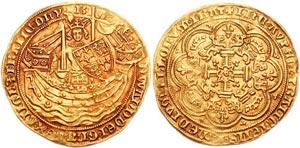 ノーブル金貨 Edward III Noble