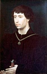 シャルル・ル・テメレール Charles le Téméraire , c.1460
