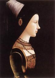 マリー・ド・ブルゴーニュ Marie de Bourgogne , c.1490