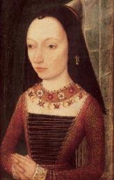 マーガレット・オブ・ヨーク Margaret of York , c.1477