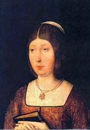 イサベル一世 Isabel I la Católica