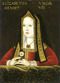 エリザベス・オブ・ヨーク