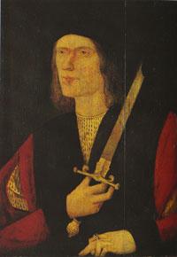 リチャード三世 Richard III (broken sword)