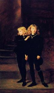 ロンドン塔の王子達