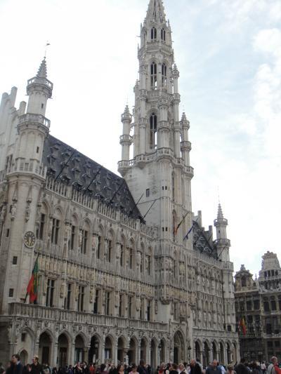 ベルギー  ブリュッセル  市庁舎