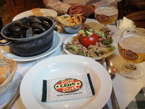 ベルギー  ブリュッセル ベルギー料理