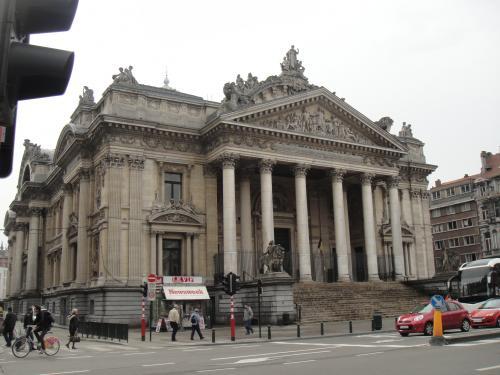 ベルギー ブリュッセル 証券取引所