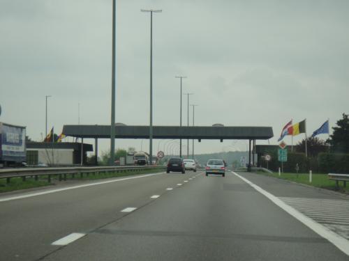 ベルギーからルクセンブルク