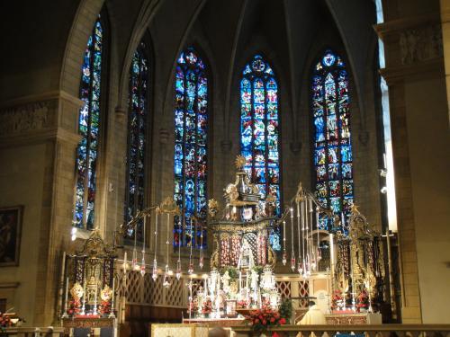 ルクセンブルク ノートルダム寺院