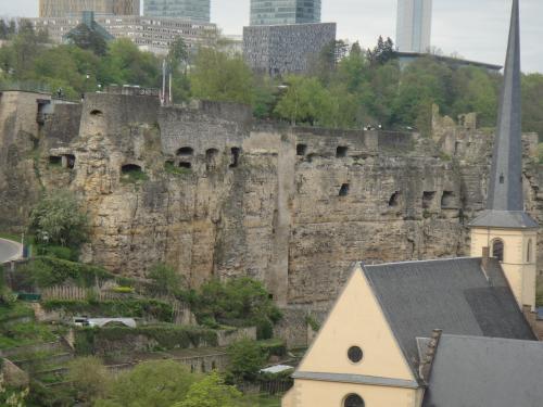 ルクセンブルク ボックの砲台