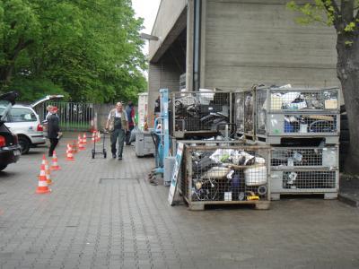 ドイツ  ゴミ分別