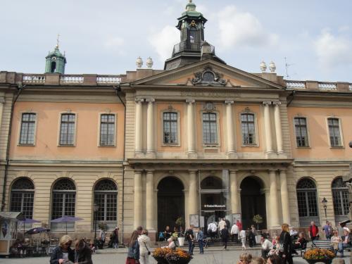 06 2012 Stockholm (ノーベル博物館)