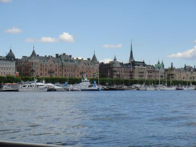 06 2012 Stockholm  (船の上から)
