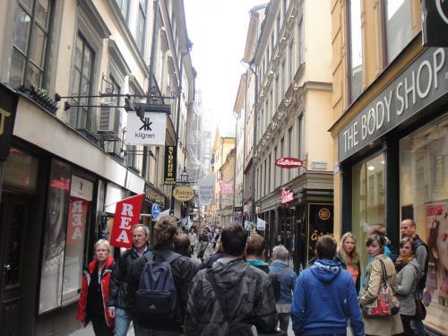 06 2012 Stockholm (旧市街 ガムラ・スタン)
