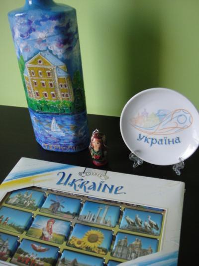 07 2012 日本出張 (ウクライナの方よりプレゼント)