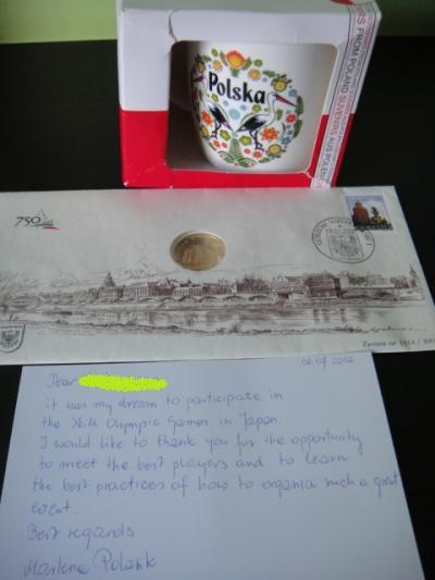 07 2012 日本出張 (ポーランドの方よりプレゼント)