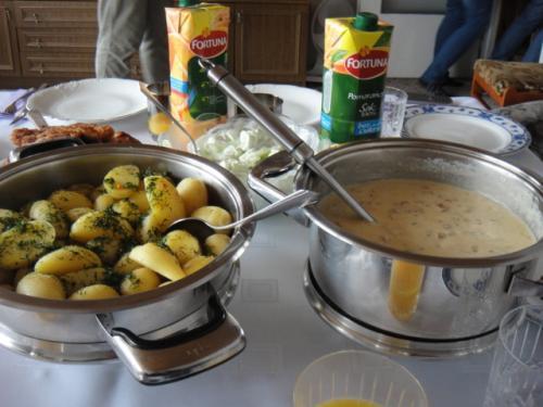 07 2012 ポーランドの家庭料理