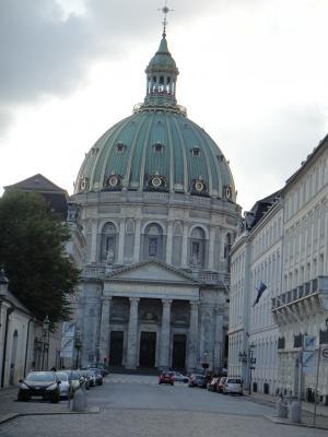 2012 夏のバカンス (de) フリデリクス教会