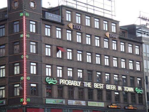 2012 夏のバカンス コペンハーゲン市内