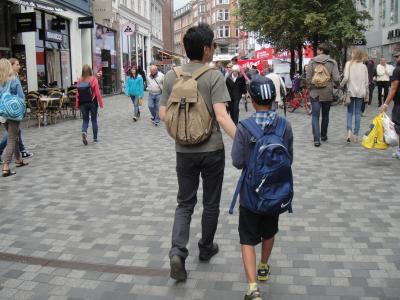2012 夏のバカンス (de) コペンハーゲン