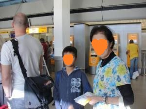2012 夏  Berlin, Tegel Airport