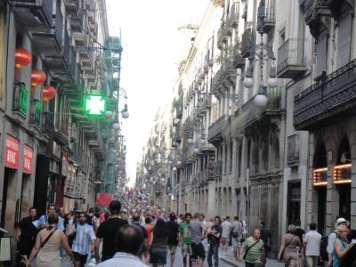 2012 夏のバカンス  in Spain