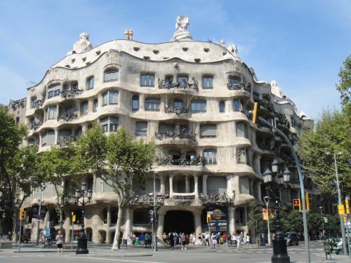 2012 夏のバカンス  in Spain  カサ・ミラ