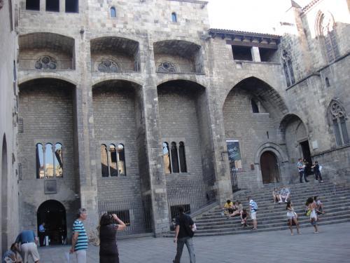 2012 夏のバカンス  in Spain  王の広場
