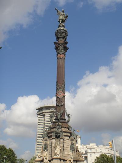 2012 夏のバカンス  in Spain  コロンブスの塔