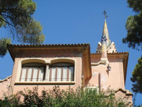 2012 夏のバカンス  in Spain  ガウディーの家博物館