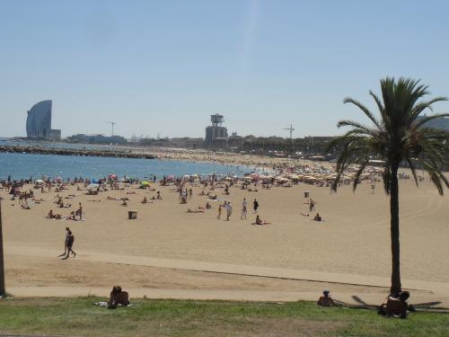 2012 夏のバカンス  in Spain  バルセロネータ