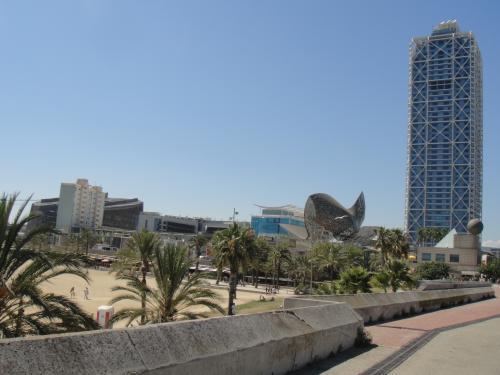 2012 夏のバカンス  in Spain  オリンピック村