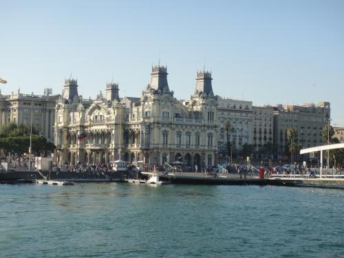 2012 夏のバカンス  in Spain  遊覧船