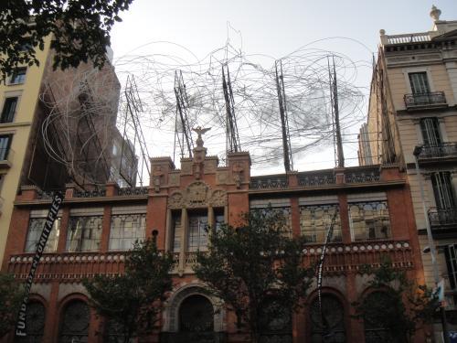 2012 夏のバカンス  in Spain  アントニ・タピエス美術館