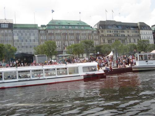 2012 夏のバカンス  ドイツ ハンブルグ