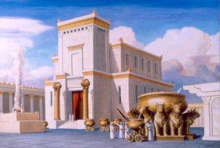 ★ソロモンの神殿