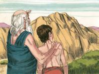 モリヤの岩山2