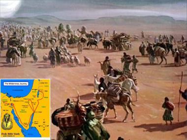 エジプトを出る