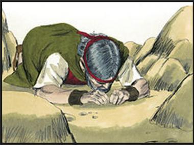 45モーセの祈り