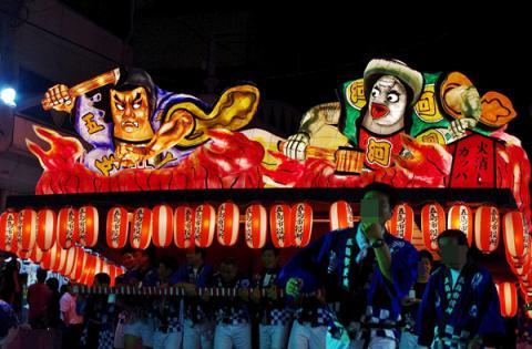 福江祭り⑫
