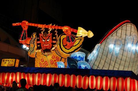 福江祭り⑬
