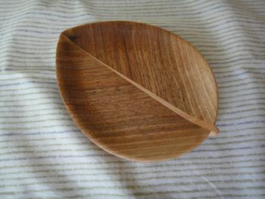 木の葉のお皿