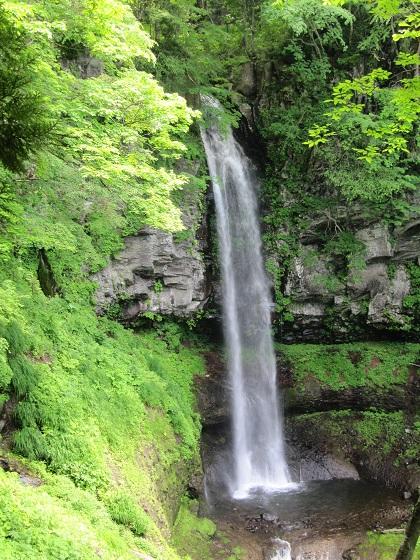 2011.6.19裏見の滝